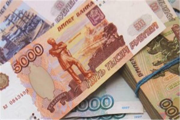 سعر الروبل الروسي أمام الدولار قبل مباراة المنتخب المصري-أرشيفية