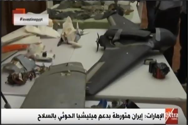 أسلحة متنوعة تم ضبتها في عملية التحالف العربي