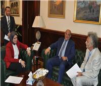 اجتماع نقابة الأطباء مع وزيرة الصحة نقابة الأطباء