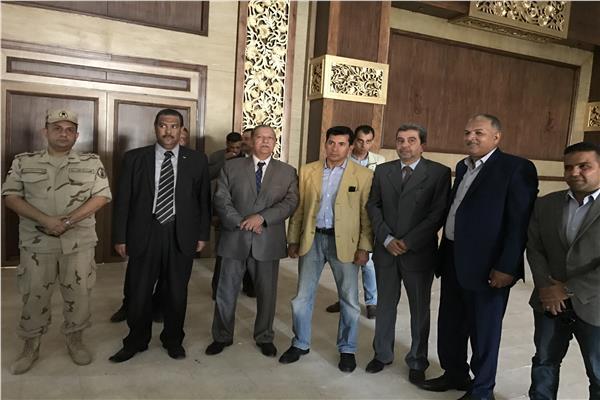 أشرف صبحي: تطوير مراكز الشباب على مستوى المحافظات