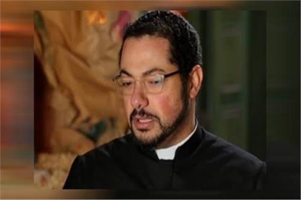 الاب هاني باخوم متحدث الكاثوليكية