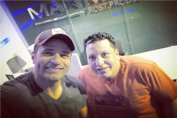 محمد نور يبدأ تسجيل موسيقى فيلم «ابتسم أنت في مصر»