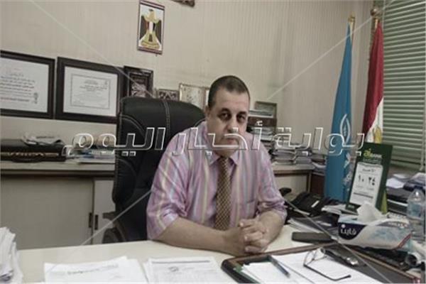 سامي عبدالرحمن رئيس مجلس إدارة شركة الحديد والصلب