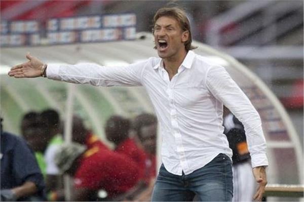 الفرنسي هيرفي رينار مدرب منتخب المغرب