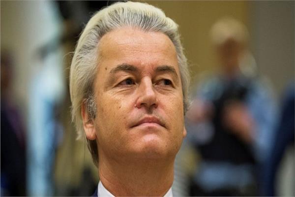 البرلماني الهولندي المتطرف خيرت فيلدرز