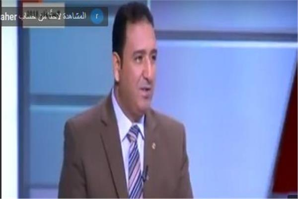 العميد خالد الحسينى المتحدث باسم العاصمة الإدارية الجديدة