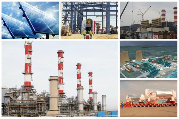 طفرة هائلة في قطاع الطاقة بمصر