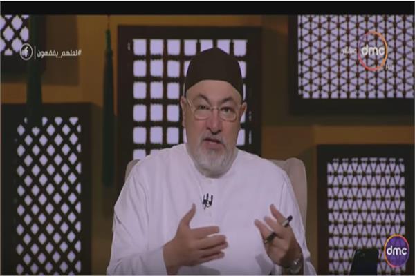 فيديو  خالد الجندي: «الغرب بيبنوا مستقبلهم بالنوابغ المصريين»
