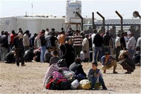 ازدياد النازحين جنوب سوريا لـ160 ألفا بسبب المعارك