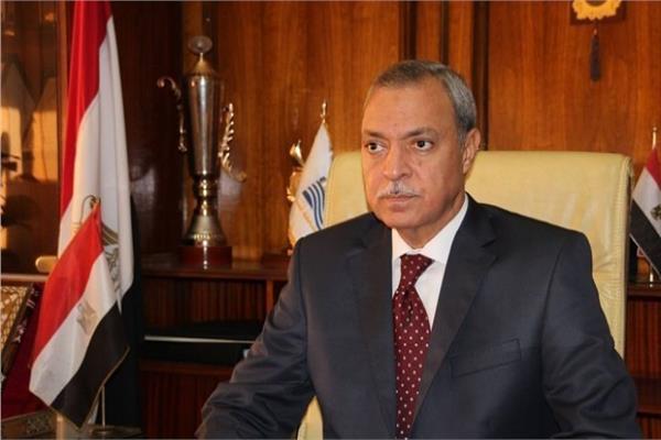 محافظ قنا اللواء عبد الحميد الهجان