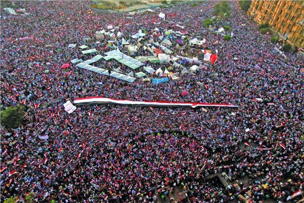 ثورة 30 يونيو - أرشيفية