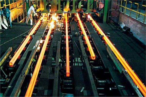 صورة أرشيفية- «القابضة المعدنية» تعين رئيسا جديدا لشركة الحديد والصلب