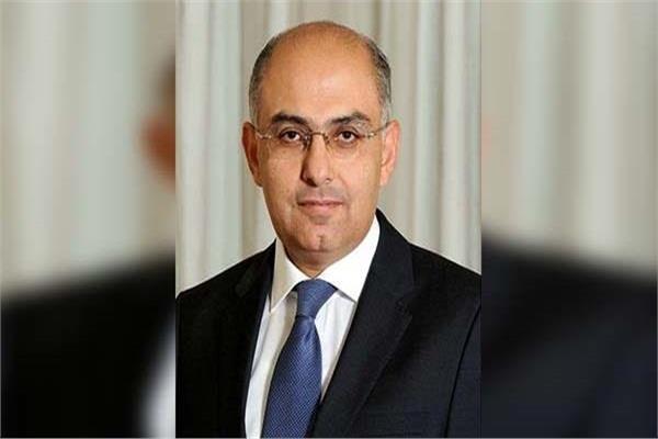 أشرف سلطان - المتحدث باسم مجلس الوزراء