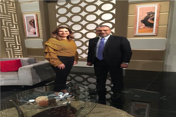 رانيا فريد شوقي ضيفة عمرو الليثي في «بوضوح»