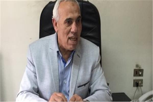 المهندس إبراهيم الأشقر رئيس شركة المياه بالغربية