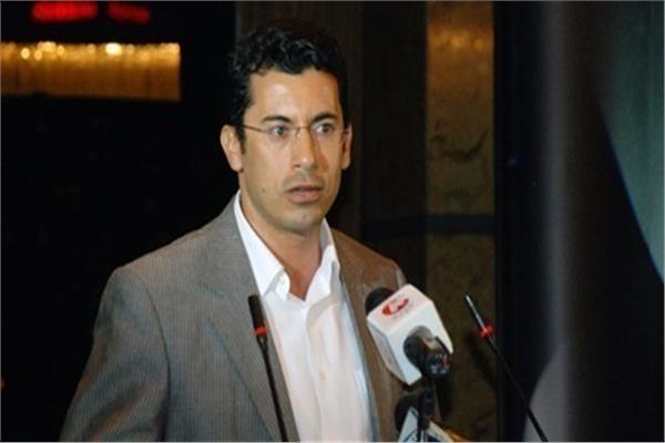 الدكتور اشرف صبحي وزير الشباب