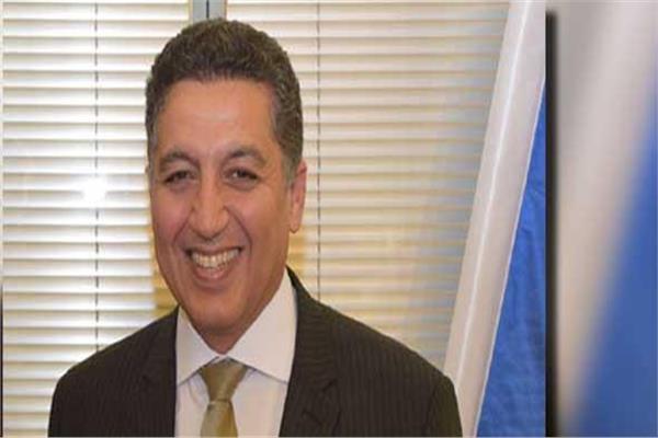 السفير عمر عامر سفير مصر بالنمسا