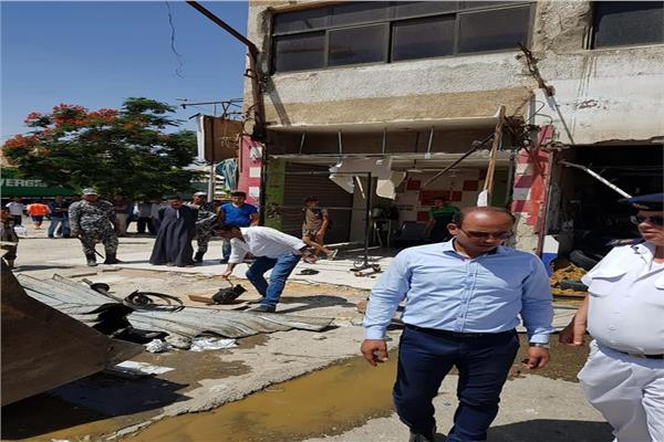 حملات مكثفة بالقاهرة الجديدة لغلق الوحدات السكنية المحولة لتجارية