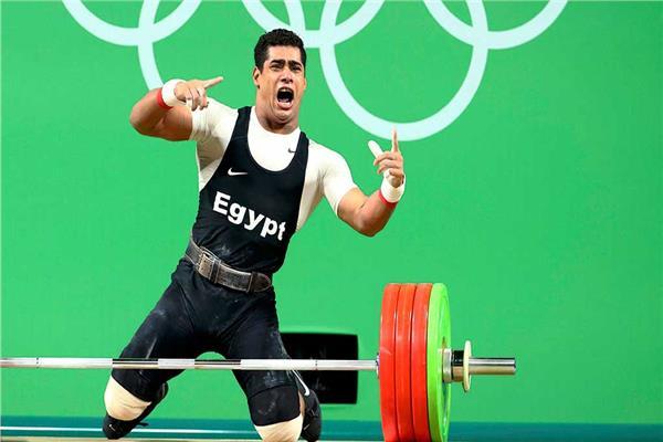 محمد إيهاب - بطل العالم في رفع الأثقال