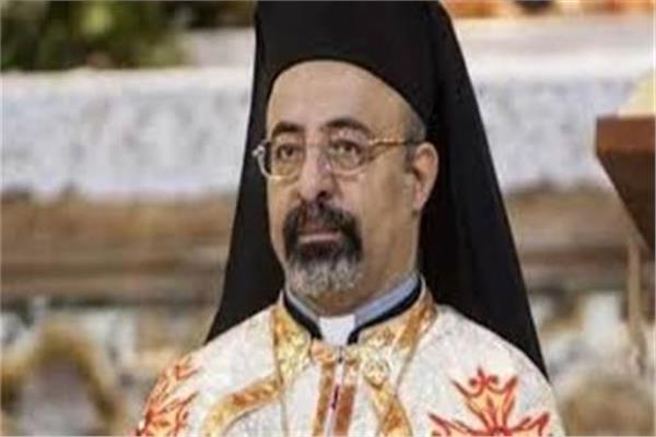 بطريرك الاقباط الكاثوليك الانبا إبراهيم اسحق