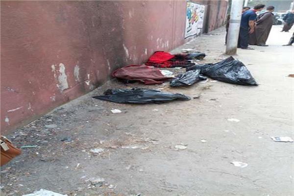 مصدر: الأطفال ضحايا مذبحة المريوطية «أشقاء بشرتهم سمراء»