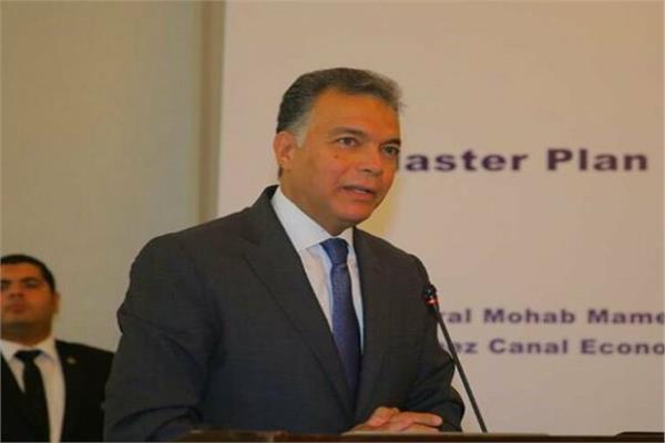 وزير النقل د. هشام عرفات