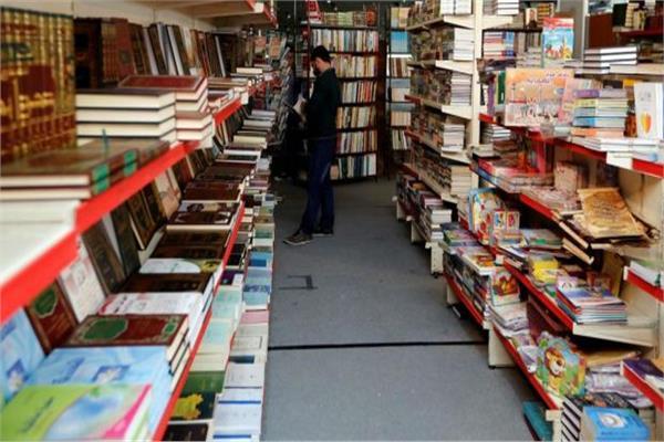 معرض الكتاب بمركز شباب أشمون