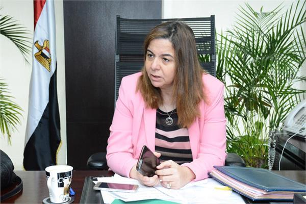 مي عبد الحميد، رئيس صندوق دعم وضمان التمويل العقاري