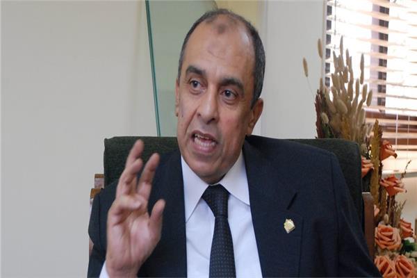 الدكتور عز الدين أبو ستيت، وزير الزراعة