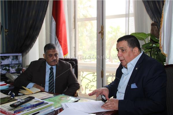 أ.د. نظمي عبد الحميد نائب رئيس جامعة عين شمس