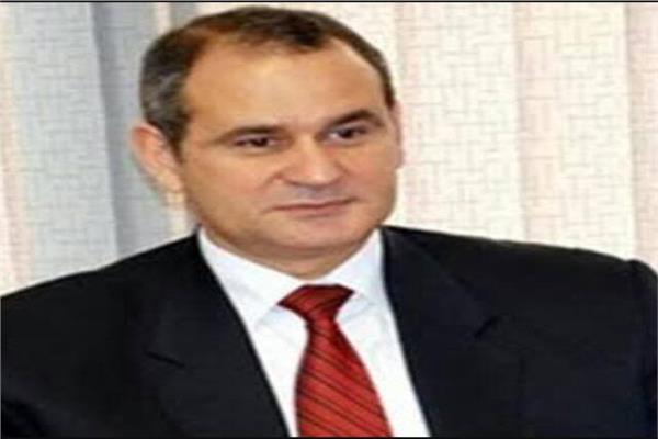 الدكتور مدحت الشريف وكيل اللجنة الاقتصادية بمجلس النواب