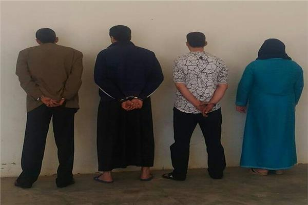 سقوط «عصابة الخادمة» للسطو على فيلات الخليجيين بالشيخ زايد
