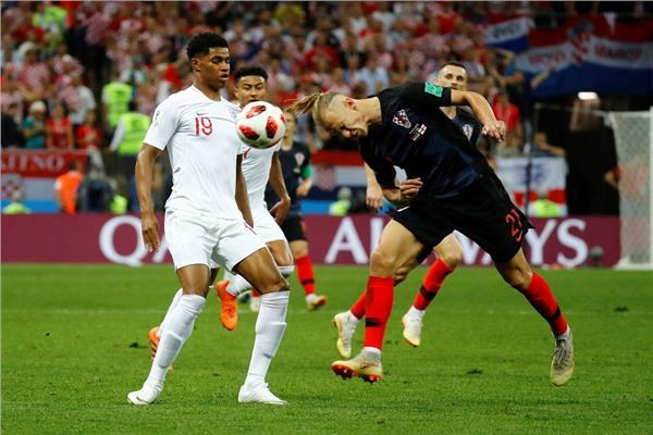 روسيا 2018| انطلاق مباراة كرواتيا وإنجلترا