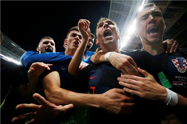 لاعبو كرواتيا