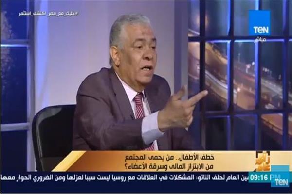 اللواء محمد صادق