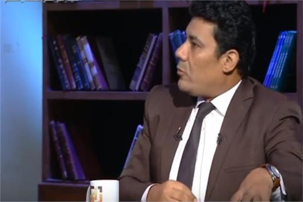 أحمد مصيلحي رئيس شبكة الدفاع عن حقوق الأطفال بنقابة المحامين