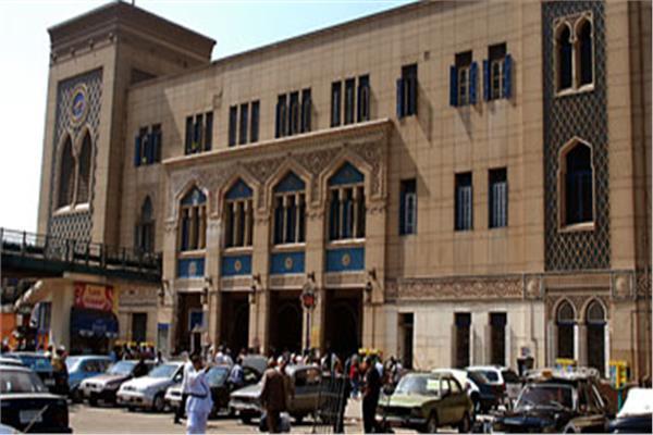 محطة سكك حديد مصر