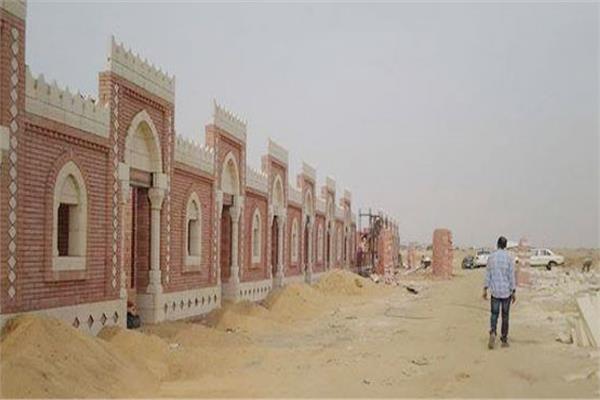 طرح 600 مقبرة جاهزة للمسلمين بمدينة العاشر من رمضان