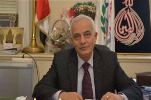 الدكتور رضا حجازى رئيس قطاع التعليم