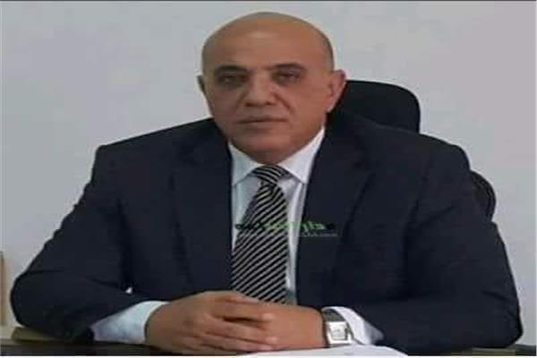 الدكتور محمد أبو سليمان وكيل وزارة الصحة بالإسكندرية