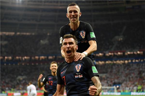 كرواتيا في نهائي كأس العالم