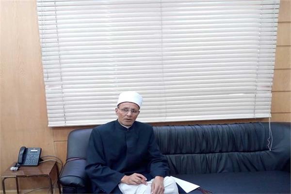 الشيخ صالح عباس جمعة