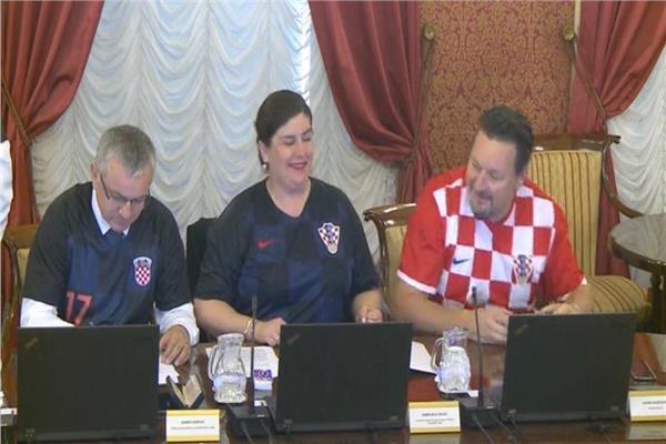 وزراء كرواتيا