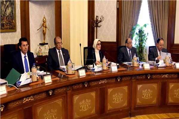 من اجتماع مجلس الوزراء