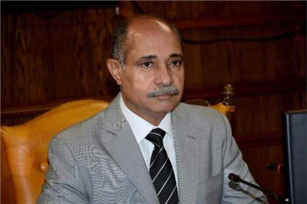 وزير الطيران المدني الفريق يونس المصري