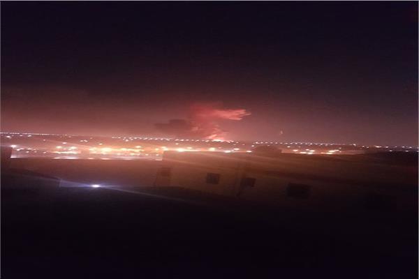 السيطرة على حريق «هليوبوليس» بعد الدفع بسيارات إطفاء القوات المسلحة