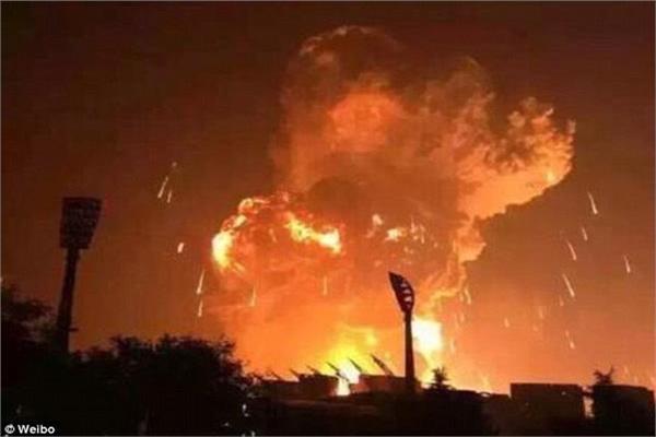 مقتل 19 شخصا وإصابة 12 في انفجار جنوب غرب الصين