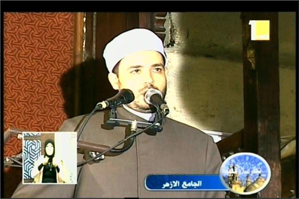 الدكتورأحمد المالكى من علماء الأزهر