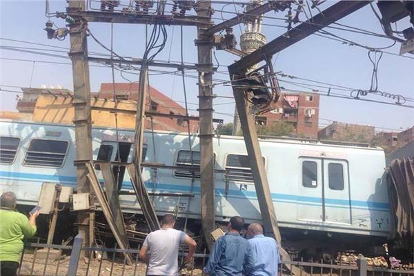 حادث مترو المرج