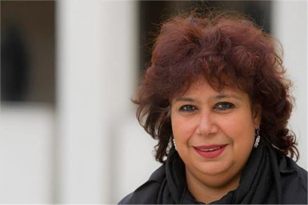وزيرة الثقافة الدكتورة إيناس عبدالدايم